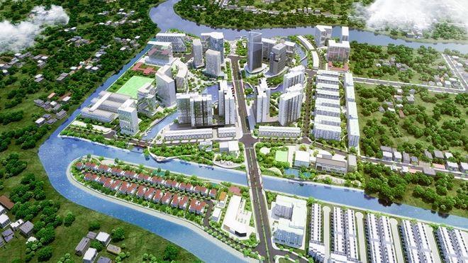 Năm 2018, lợi nhuận tăng cao, Nam Long còn 2.000 tỷ tiền mặt sau khi mua dự án mới