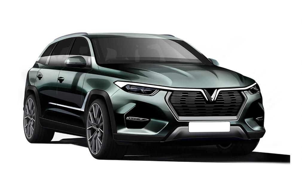 VinFast công bố 7 thiết kế xe Premium được yêu thích nhất - ảnh 6