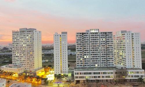 Một dự án bất động sản bình dân tại khu Đông TP HCM