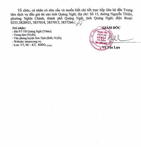 Ngày 22/2/2019, đấu giá xe ô tô Ford tại tỉnh Quảng Ngãi - ảnh 2