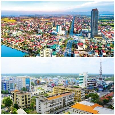 Công nhận 2 thành phố là đô thị loại II - ảnh 1