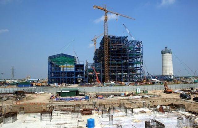 Nhiệt điện Thái Bình 2 được cho là dự án quyết định đến sự sống còn của PVC