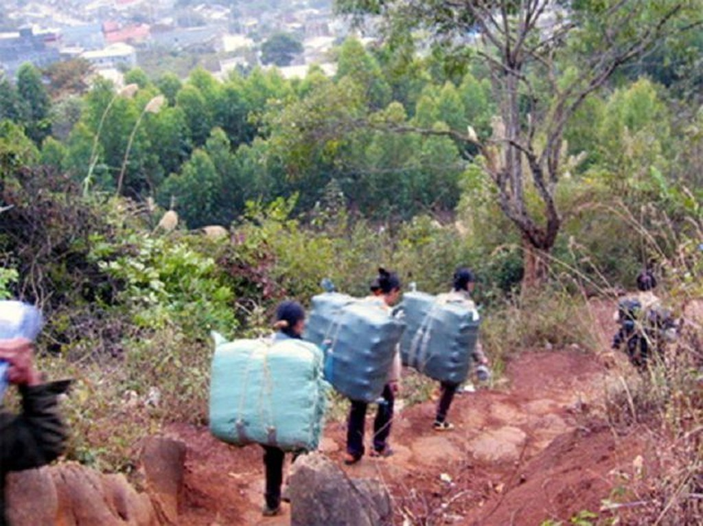 Buôn lậu, vận chuyển trái phép tại các tỉnh vùng biên