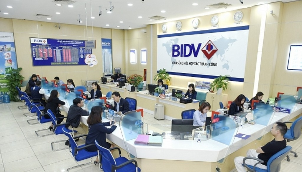 BIDV lọt top 3 ngân hàng có sức mạnh thương hiệu thay đổi nhiều nhất thế giới.
