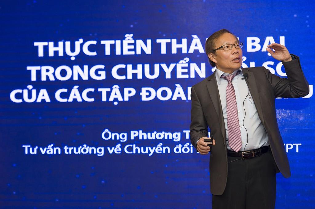 FPT đối thoại về chuyển đổi số với 30 doanh nghiệp hàng đầu Việt Nam - ảnh 2