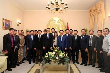 Phó Thủ tướng, Bộ trưởng Ngoại giao Phạm Bình Minh thăm CHLB Đức - ảnh 5