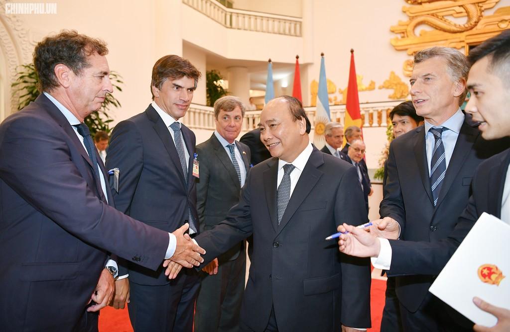 Thủ tướng: Việt Nam coi Argentina là đối tác quan trọng hàng đầu tại Mỹ Latin - ảnh 1