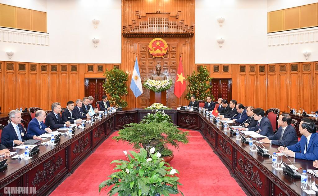 Thủ tướng: Việt Nam coi Argentina là đối tác quan trọng hàng đầu tại Mỹ Latin - ảnh 2