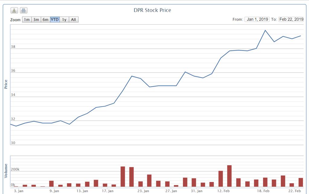Lợi nhuận gộp tháng 1 của DPR gấp 3 lần cùng kỳ - ảnh 1