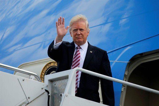 Tổng thống Donald Trump sẽ tới Hà Nội vào ngày 26/2 (ảnh: AFP)
