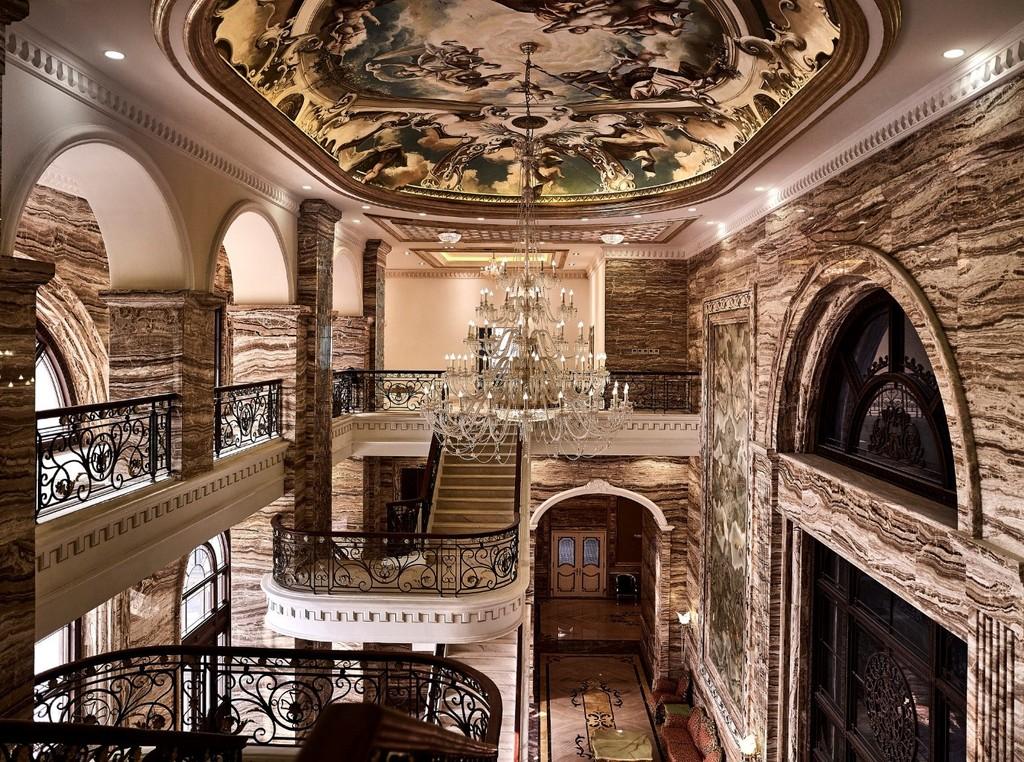 Cảm hứng cung điện Versailles tỏa sáng tại D'. Palais Louis - ảnh 2