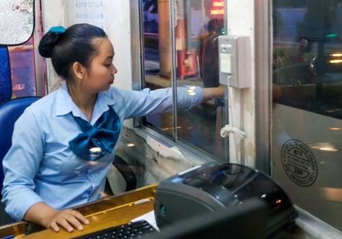 Hệ thống thu phí kín trên cao tốc Long Thành - Dầu Giây theo công nghệ Nhật Bản