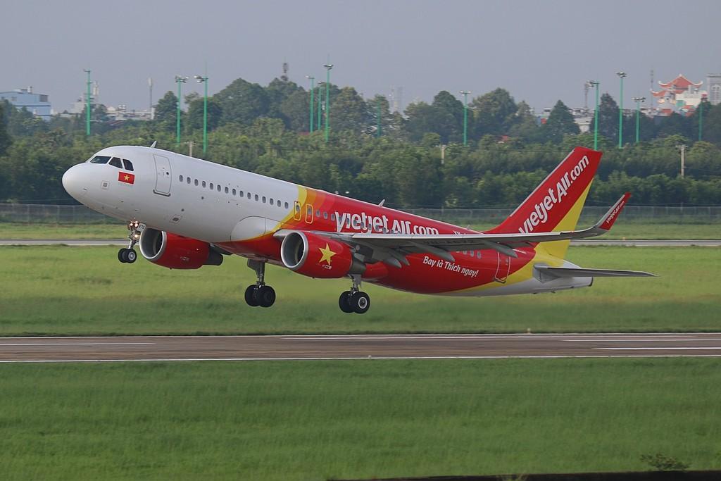Vietjet tung 10.000 vé bay Hong Kong với giá chỉ từ 0 đồng