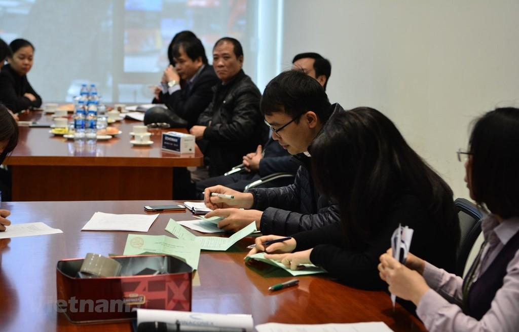 Lilama thoái vốn tại Công ty Lilama 10 và Công ty Lilama 69-3, thu về tổng giá trị 111,2 tỷ đồng. Ảnh: HNX/Vietnam+