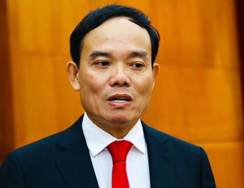 Ông Trần Lưu Quang làm Phó bí thư Thường trực Thành ủy TP HCM - ảnh 1