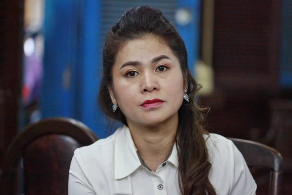 Ngừng phiên tòa để làm rõ 2.109 tỉ đồng đứng tên bà Lê Hoàng Diệp Thảo - ảnh 2