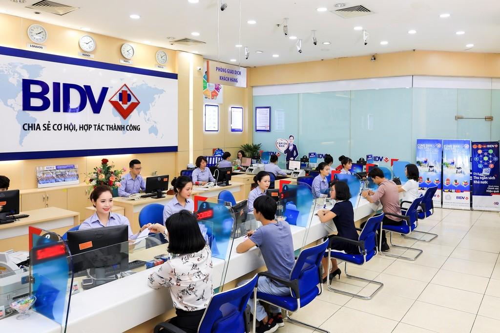 Gửi tiền tại BIDV với lãi suất lên tới 7.6%/năm