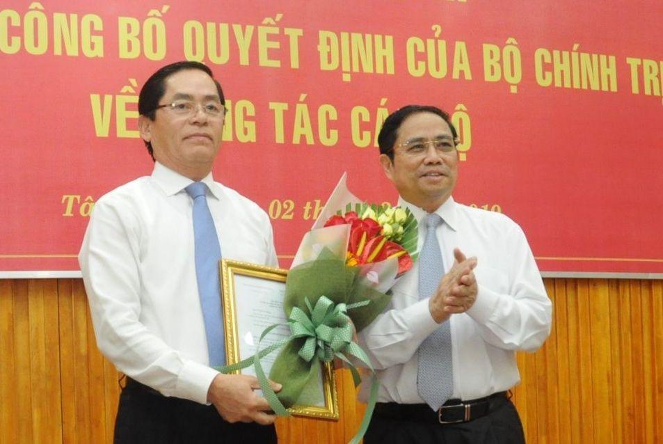 Bộ Chính trị chỉ định Bí thư Đảng ủy khối Doanh nghiệp Trung ương - ảnh 1