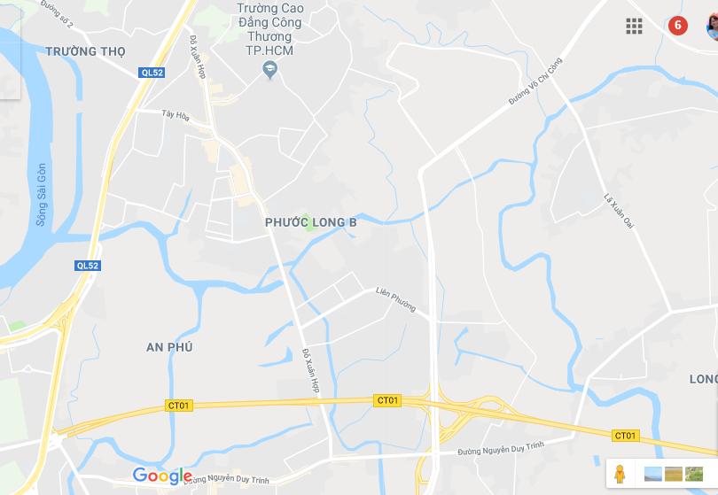 TP HCM: Giá đất mặt đường mới quận 9 tăng, có nơi 180 triệu đồng/m2 - ảnh 1