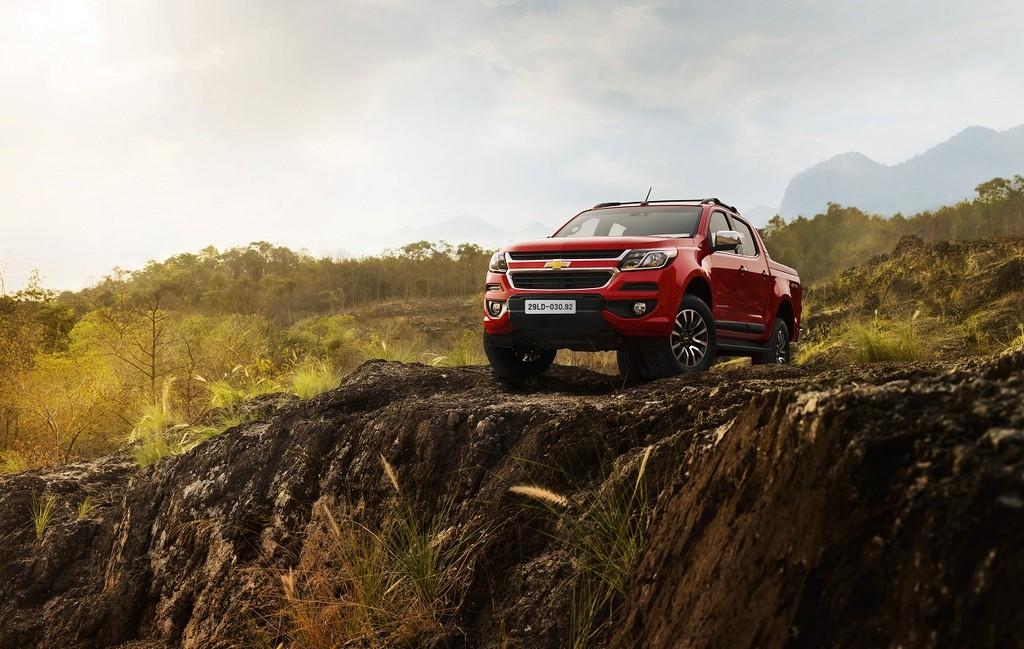 Chevrolet ưu đãi tới 50 triệu đồng cho Colorado và Trailblazer