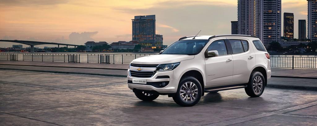 Chevrolet ưu đãi tới 50 triệu đồng cho Colorado và Trailblazer - ảnh 1