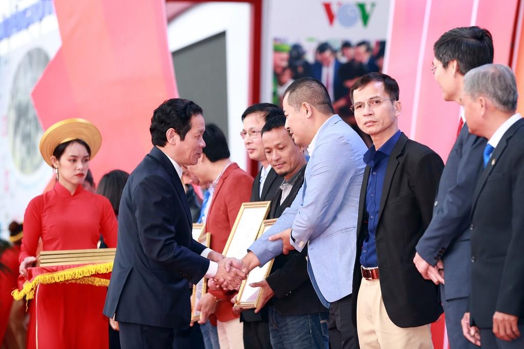 Báo Đấu thầu giành hai giải thưởng tại Hội báo toàn quốc 2019 - ảnh 2