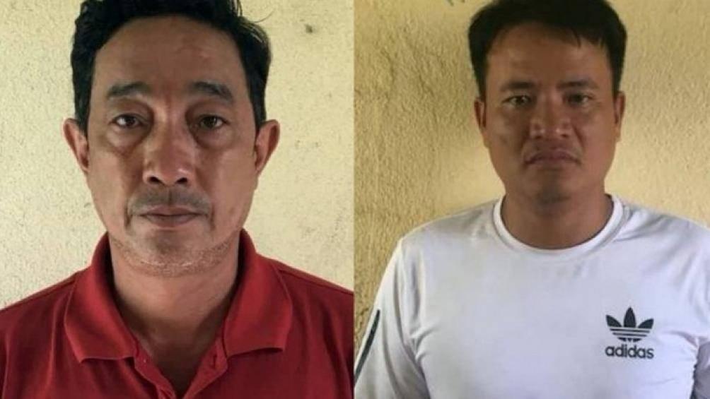 """Phan Dũng (trái) và Nguyễn Văn Uần bị đề nghị truy tố về tội """"Cưỡng đoạt Tài Sản"""""""