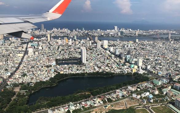 """Hai hồ nước ở TP Đà Nẵng mà ông Dũng """"lò vôi"""" muốn xử lý để tặng cho Đà Nẵng."""