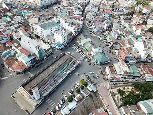 Vài trăm triệu một m2 đất trung tâm Đà Lạt - ảnh 2
