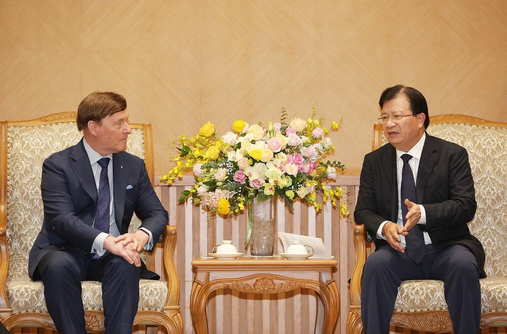 Nhà đầu tư hàng đầu Australia mong muốn phát triển năng lượng tái tạo tại Việt Nam - ảnh 1