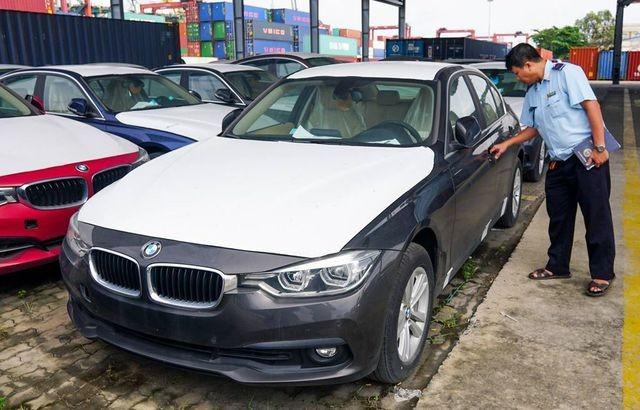 Truy tố các đối tượng trong đường dây buôn lậu xe BMW
