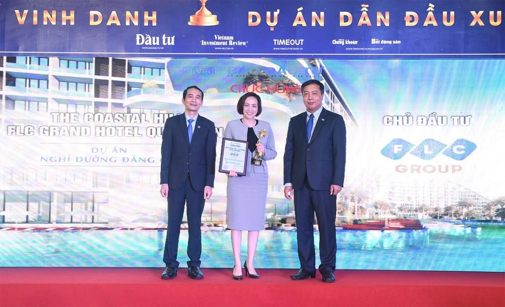 Khách sạn xanh The Coastal Hill – FLC Grand Hotel Quynhon được vinh danh