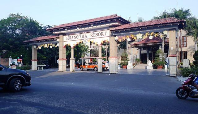 Khu Resort Hoang Gia đã được vợ chồng ông Trần Bắc Hà chuyển nhượng lại cho em ruột.