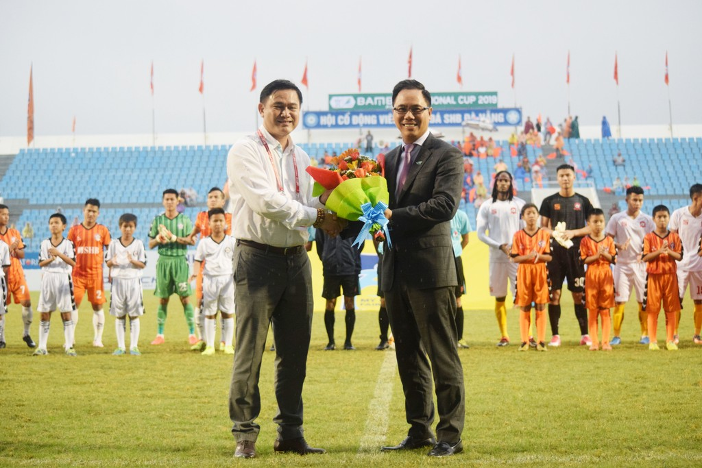 Bamboo Airways chính thức tài trợ Giải bóng đá Cúp Quốc gia 2019 - ảnh 1