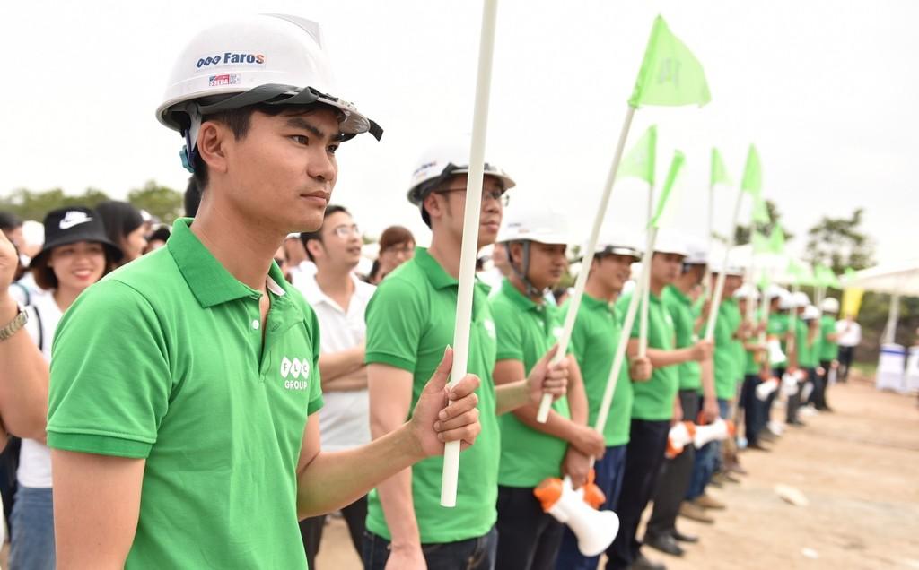 10.000 cây xanh được trồng trong Lễ phát động chiến dịch Go Green 2019  - ảnh 2