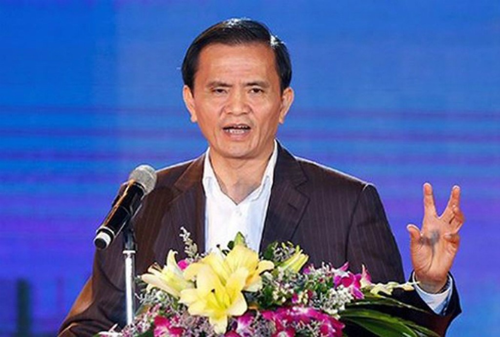 Ông Ngô Văn Tuấn lúc còn đương chức.