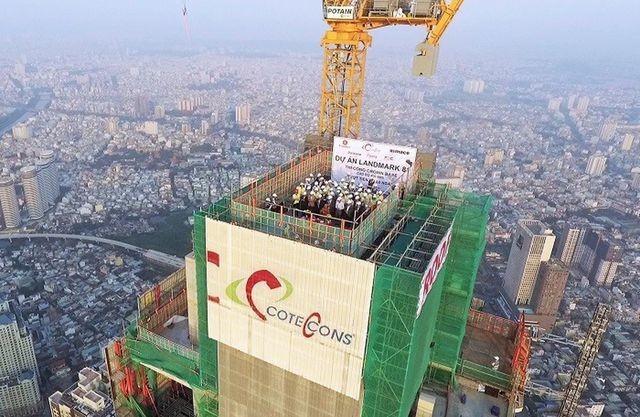 Ngay cả khi hoàn thành mục tiêu đặt ra, Coteccons vẫn sẽ có 2 năm liên tiếp chịu cảnh sa sút về lợi nhuận.