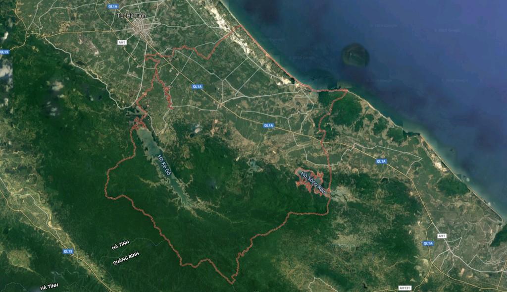 Dự án Khu dân cư đô thị ven sông Hội, huyện Cẩm Xuyên (GĐ2) có tổng chi phí thực hiện 878 tỷ đồng. Ảnh minh họa: Internet