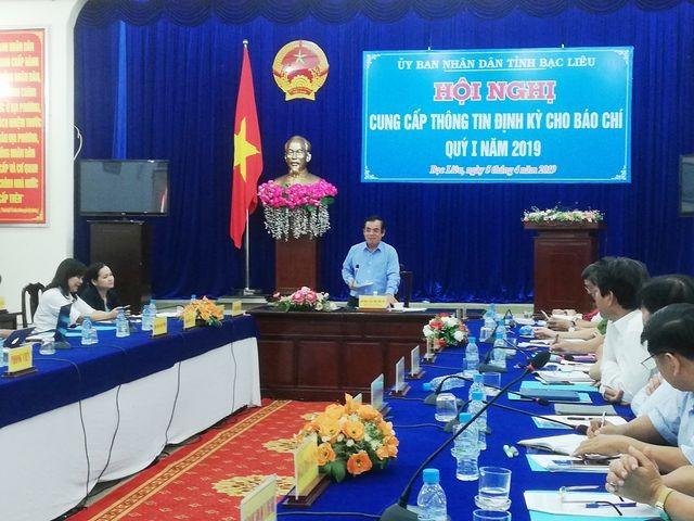 Chủ tịch tỉnh Bạc Liêu Dương Thành Trung cho biết, vụ việc sẽ được xử lý theo đúng quy định pháp luật.