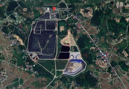 Hà Nội công bố giá bồi thường di dời dân khỏi bãi rác Nam Sơn - ảnh 1