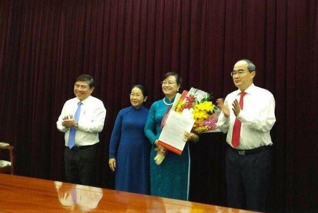 Chiều nay TPHCM bầu tân Chủ tịch HĐND thay bà Nguyễn Thị Quyết Tâm - ảnh 1