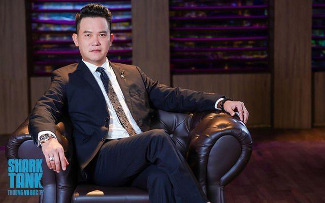 """Ông Đặng Hồng Anh đang là một trong những """"cá mập đầu tư"""" của chương trình Thương vụ bạc tỷ (Shark Tank Việt Nam)"""