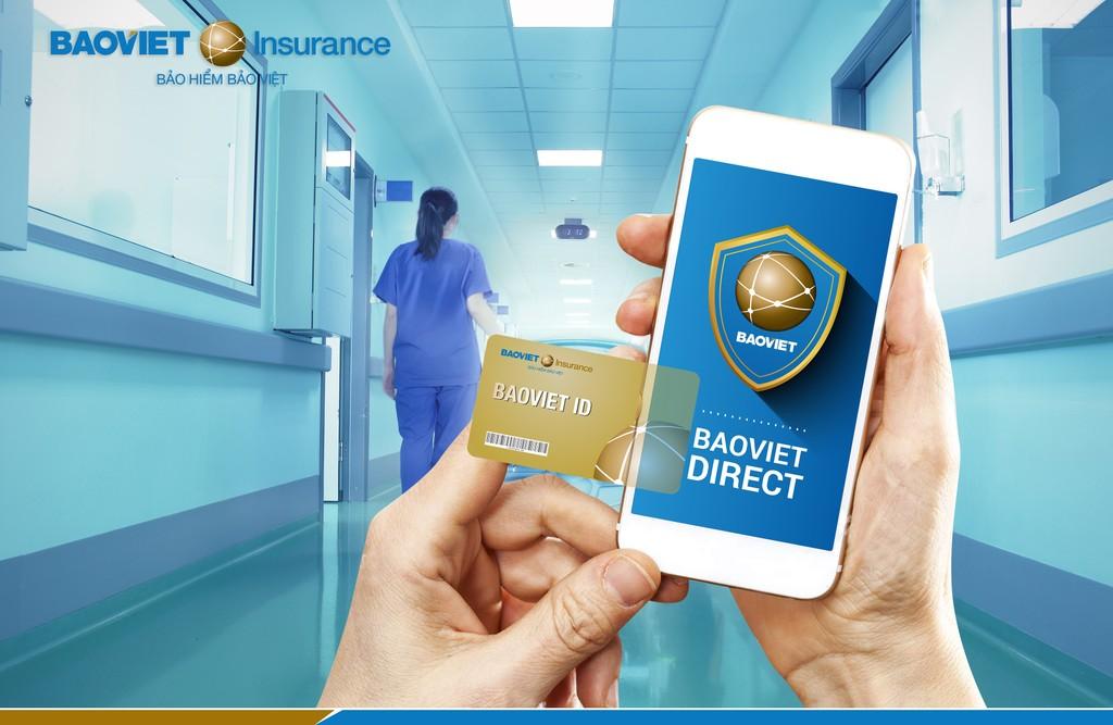 Trong tháng 4 này, Bảo hiểm Bảo Việt đã chính thức ra mắt ứng dụng bảo hiểm số Baoviet Direct ra thị trường.