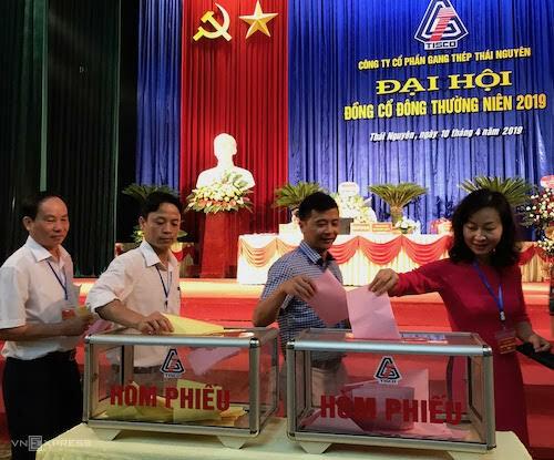 Ông chủ Thái Hưng rời ghế Chủ tịch Gang thép Thái Nguyên - ảnh 1
