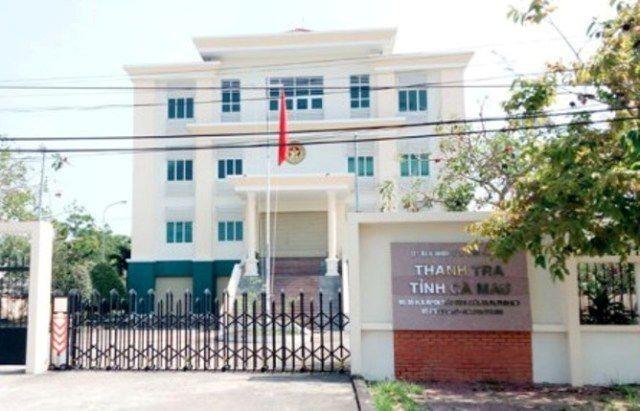 """Nguyên Phó Chánh văn phòng Thanh tra tỉnh Cà Mau bị truy tố tội """"Cố ý làm lộ bí mật công tác."""