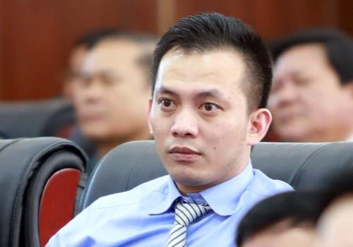 Ông Nguyễn Bá Cảnh tại kỳ họp HĐND TP Đà Nẵng cuối tháng 12/2018.