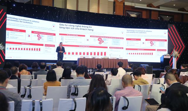 Tại Đại hội, HĐQT Techcombank đã đưa ra các mục tiêu chính của đại hội, bao gồm lợi nhuận dự kiến trước thuế (PBT) là 11.750 tỷ đồng cho năm 2019, tương ứng với mức tăng trưởng 10%.