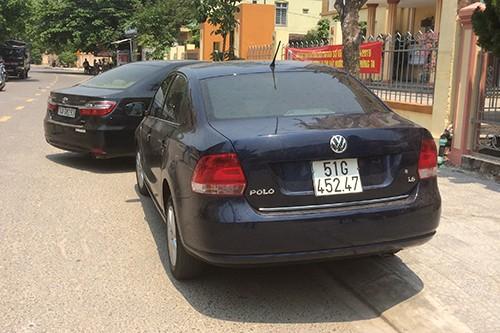 Giám đốc tố cáo công an giữ người và 6 ôtô trái luật - ảnh 1