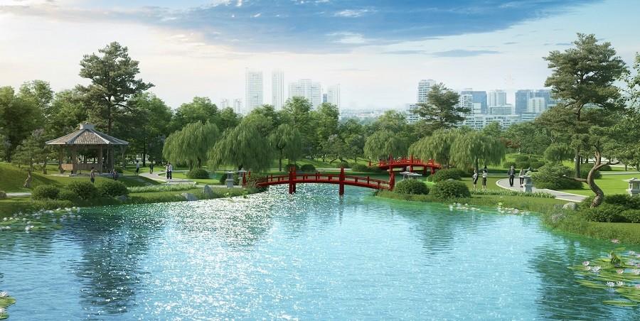 Vingroup chính thức ra mắt Đại đô thị thông minh Vinhomes Smart City - ảnh 1