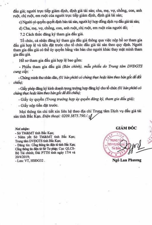 Ngày 9/5/2019, đấu giá xe ô tô tại tỉnh Bắc Kạn - ảnh 3